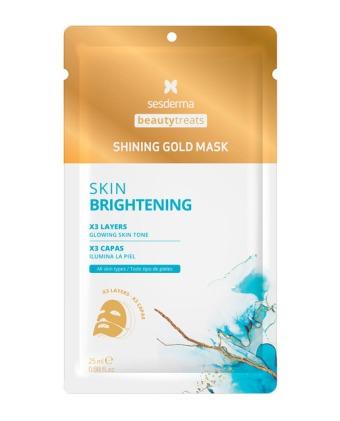 shining golg mask